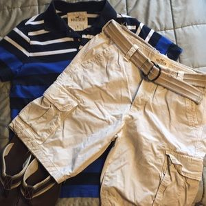 Men's Hollister Cargo Shorts